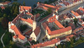 Тельч - сказочный городок ЮНЕСКО