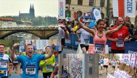 Sportisimo полумарафон и Volkswagen марафон в Праге