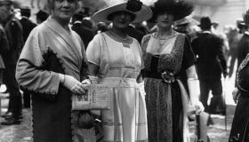 Парижская мода после окончания Первой мировой войны