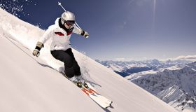 Выбор горных лыж для женщин