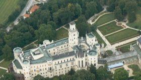 Замки Чехии: Глубока-над-Влтавой (Hluboká nad Vltavou)