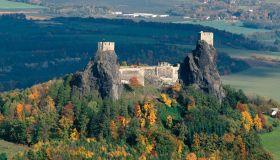 Самое загадочное место в Чехии - Троски