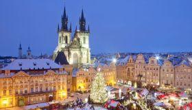 Сказочное Рождество в Чешской Республике