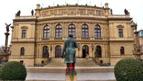Рудольфинум в Праге