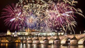 Новый год в Чехии, полный развлечений
