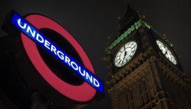 Дизайн-байбл лондонской подземки