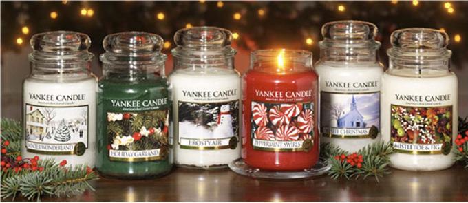 Yankee свечи