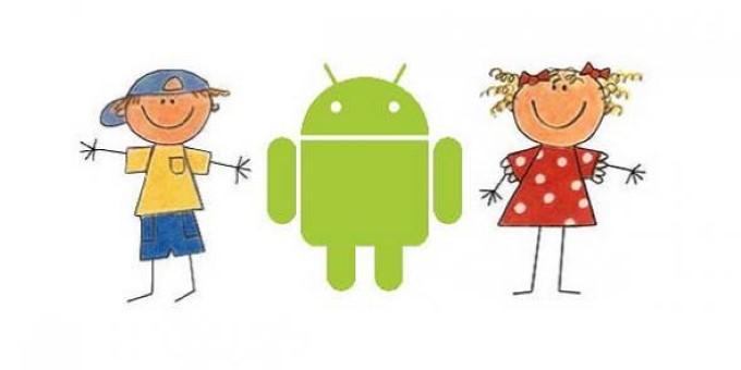 Игры для детей на Андроид по популярным мульфильмам